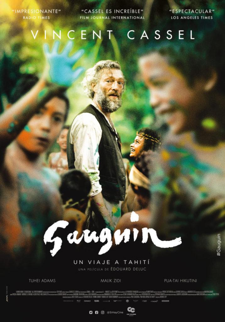 GAUGUIN - Afiche