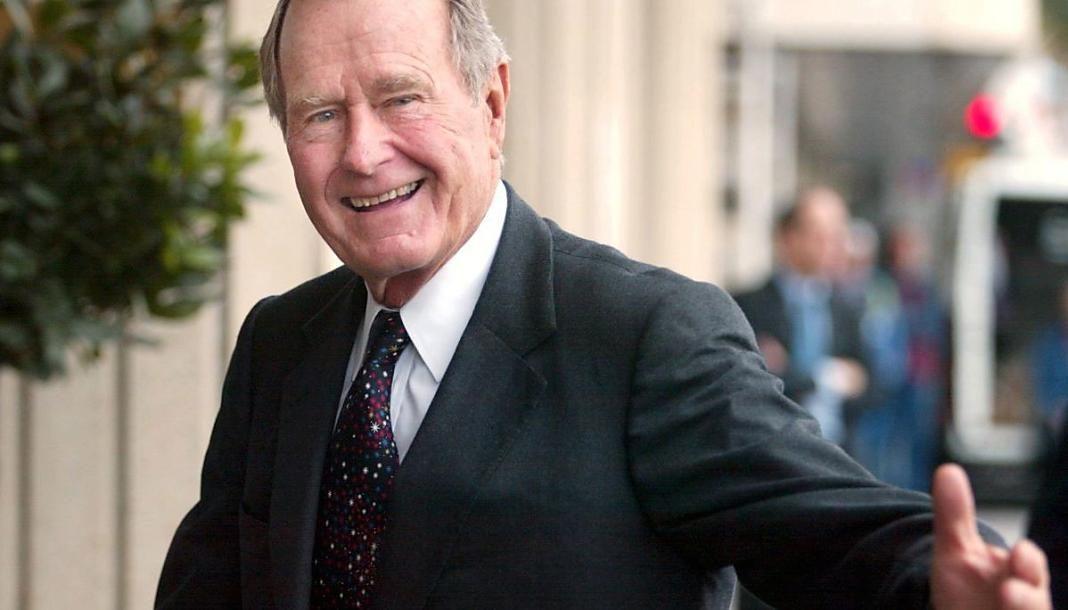 George HW Bush+1