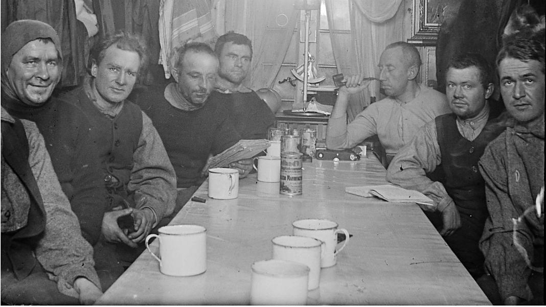 Roald Amundsen+1