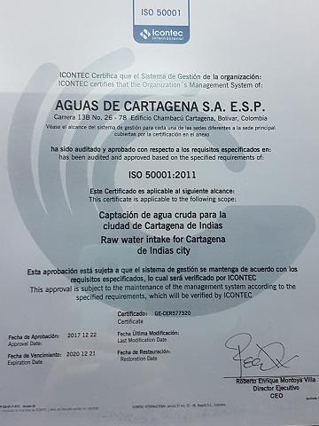 Aguas de Cartagena