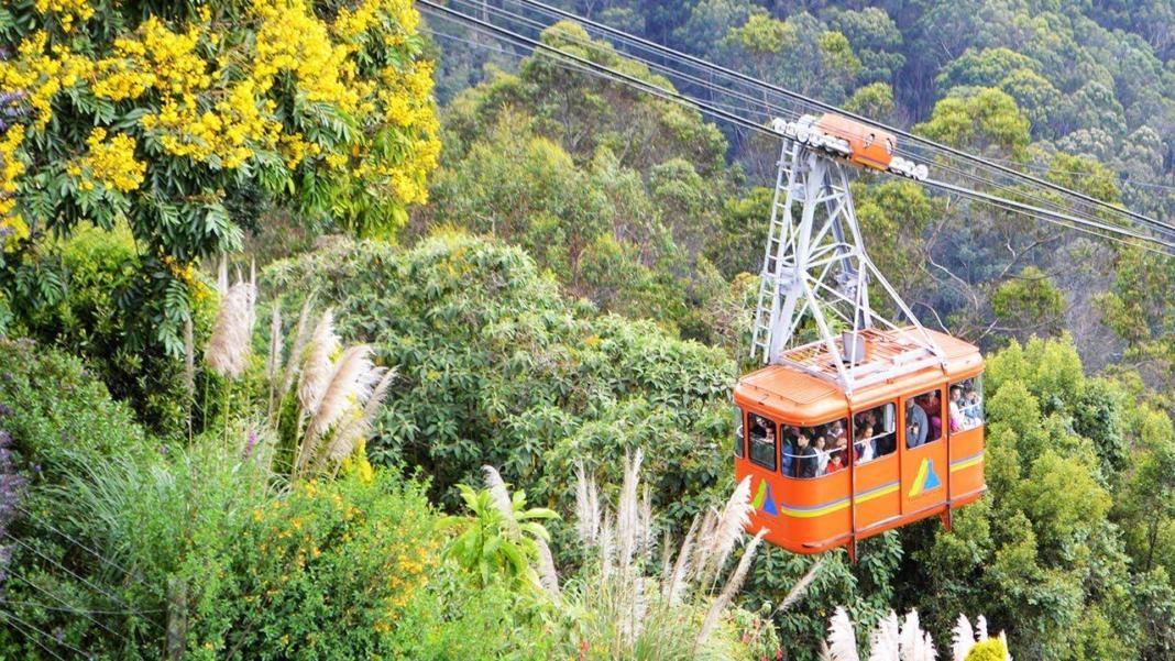 teleférico en Bogotá
