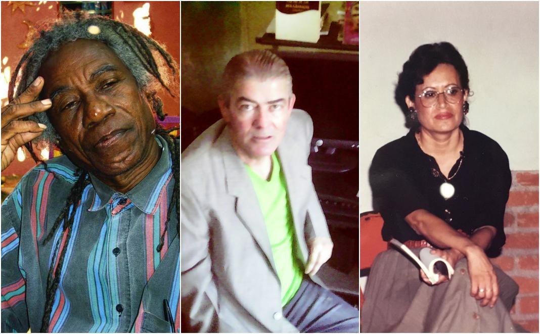 tres poetas nicaraguenses