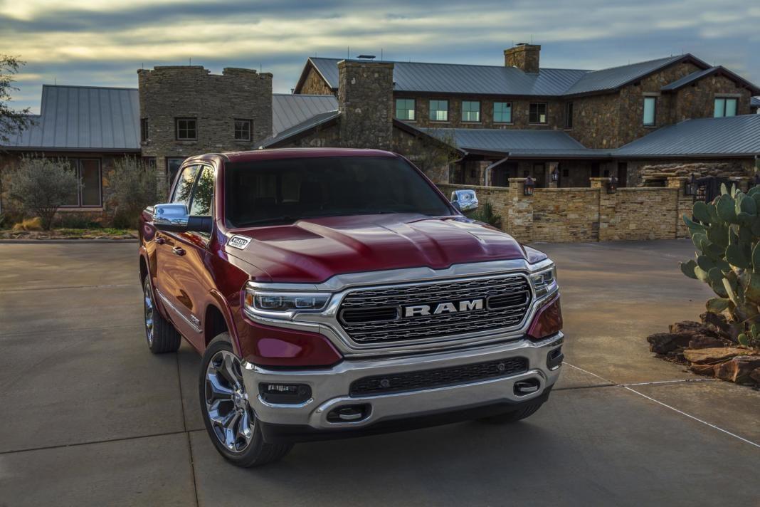 2019 RAM 1500+1