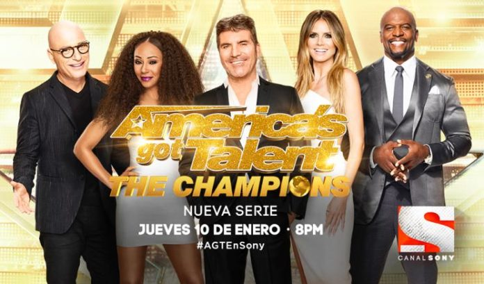 AGT The Champions+1