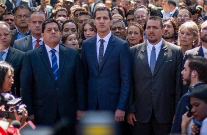 AN Venezuela+1