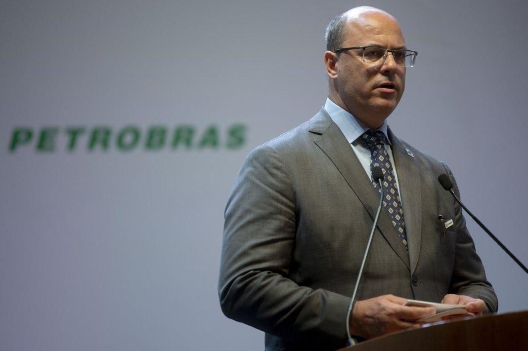 Wilson Witzel, gobernador de Río de Janeiro+1