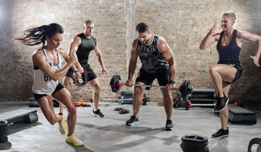 entrenamiento