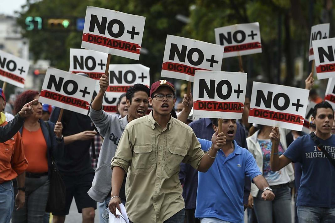 venezuela manifestacion+1