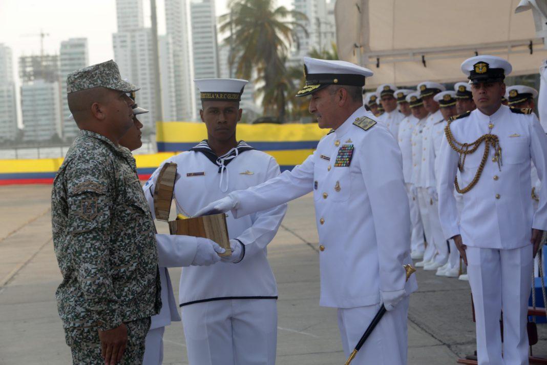 CEREMONIA SEÑOR COMANDANTE ARMADA CARTAGENA1661+1