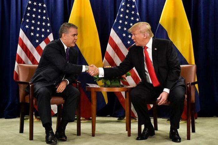 Duque y Trump+1