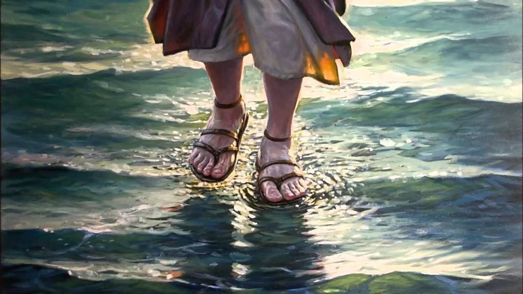 Jesus agua+1