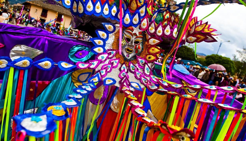 carnaval puno