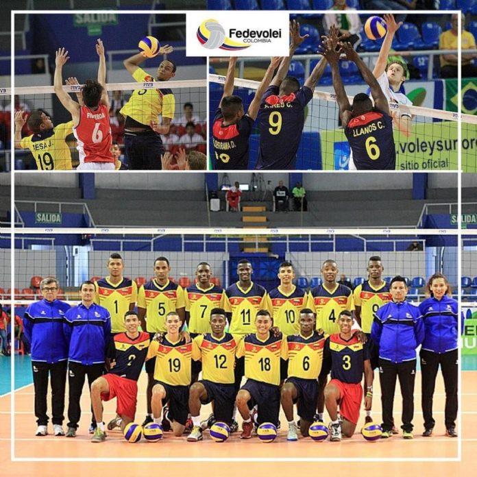 equipo de voleibol+1