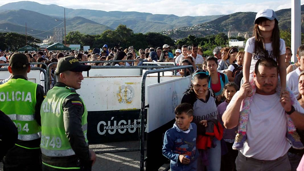 venezelanos frontera+1
