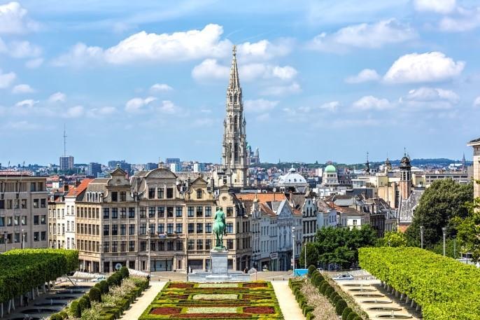 Bruselas – Bélgica+1