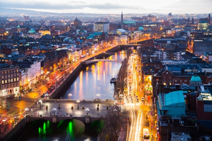 Dublín – Irlanda