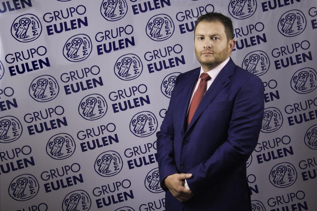 Carlos Quintero, gerente general de EULEN Colombia