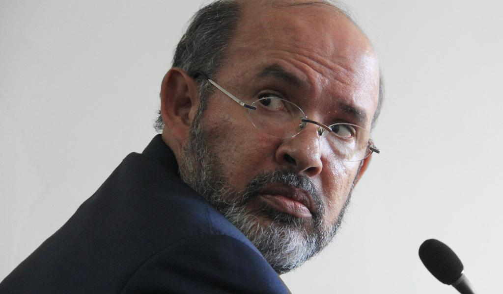 Exmagistrado Francisco Ricaurte
