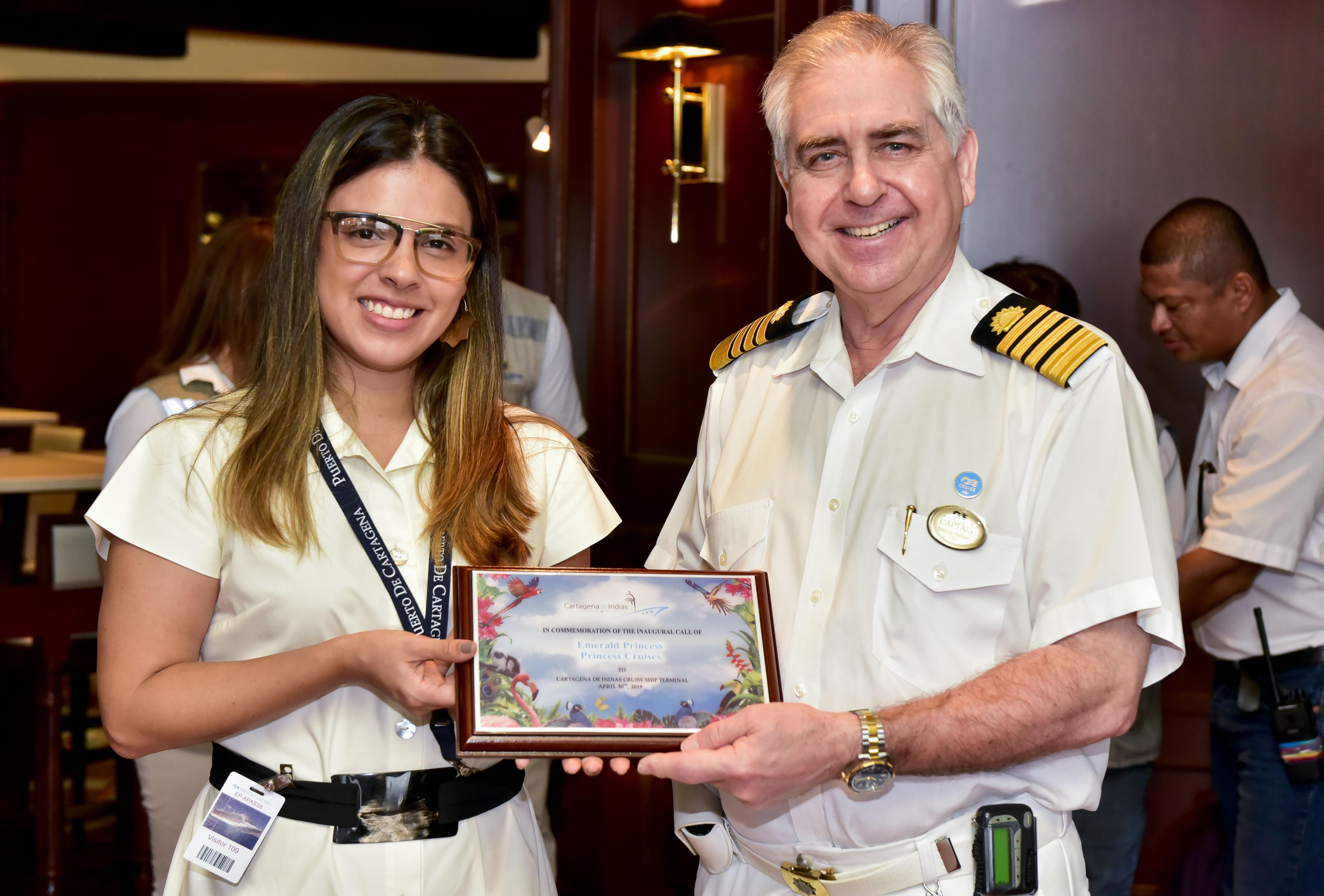 Hector Rico S-Grupo Puerto de Cartagena