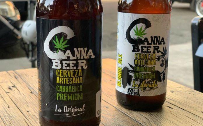 cerveza cannabis