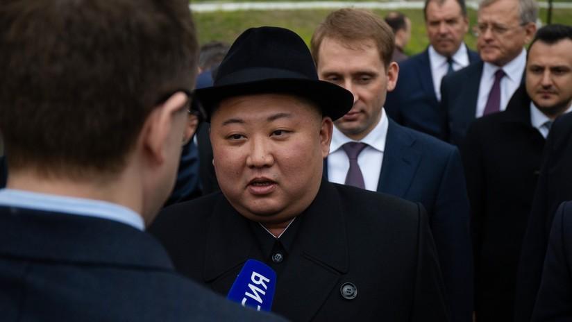 entrevista a Kim Jong-un