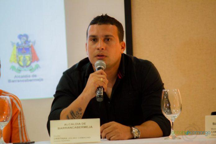 Christian Freyman Juliao Camacho+1