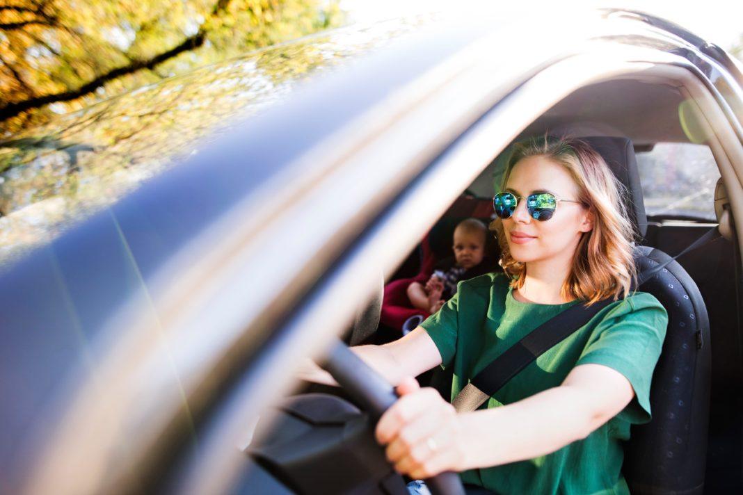 Mamás al volante