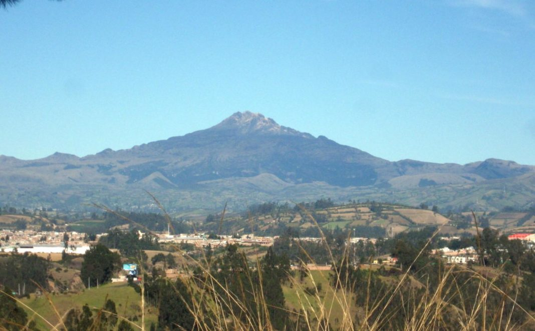 Volcán Chiles