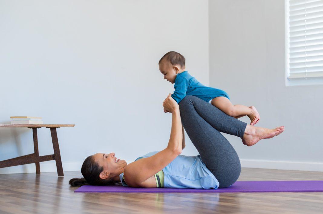 ejercicio post parto