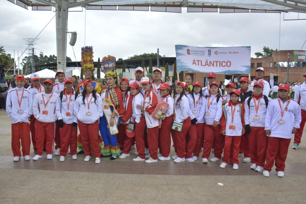 XXIII Olimpiada Especial FIDES+1