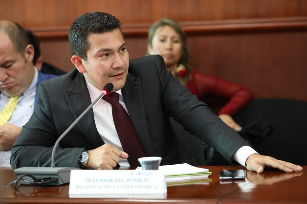 gobernador Jorge Emilio Rey Ángel