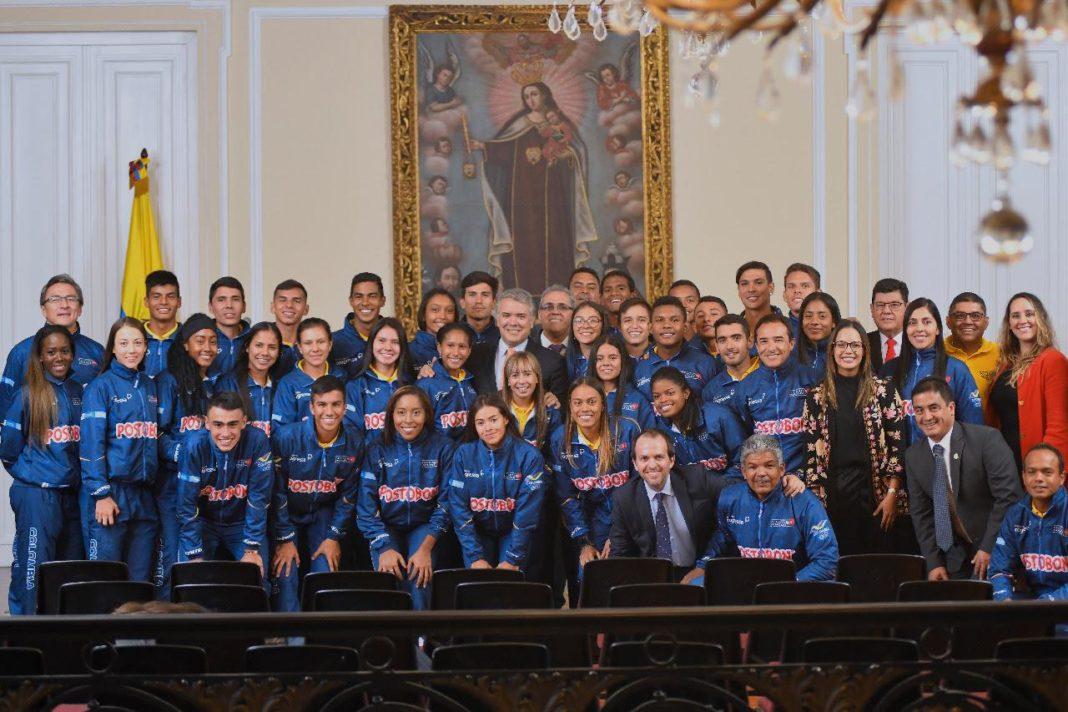 Selección Colombia de patinaje