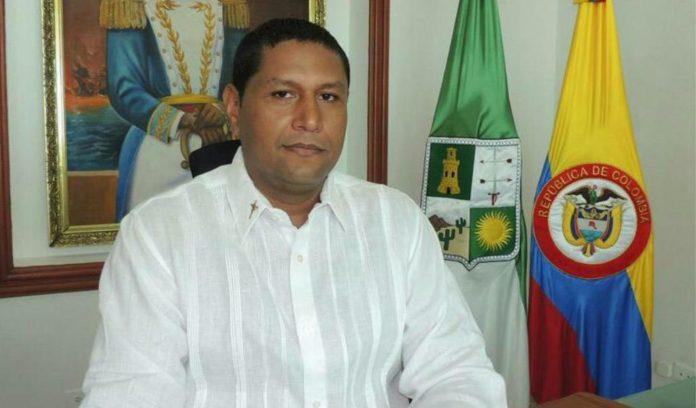Wilbert Hernández Sierra, gobernador encargado de La Guajira