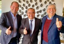 Partido liberal respalda candidatura de William García Tirado
