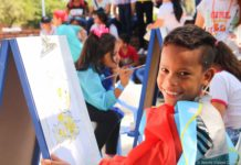 El arte que une fronteras en Barranquilla+1