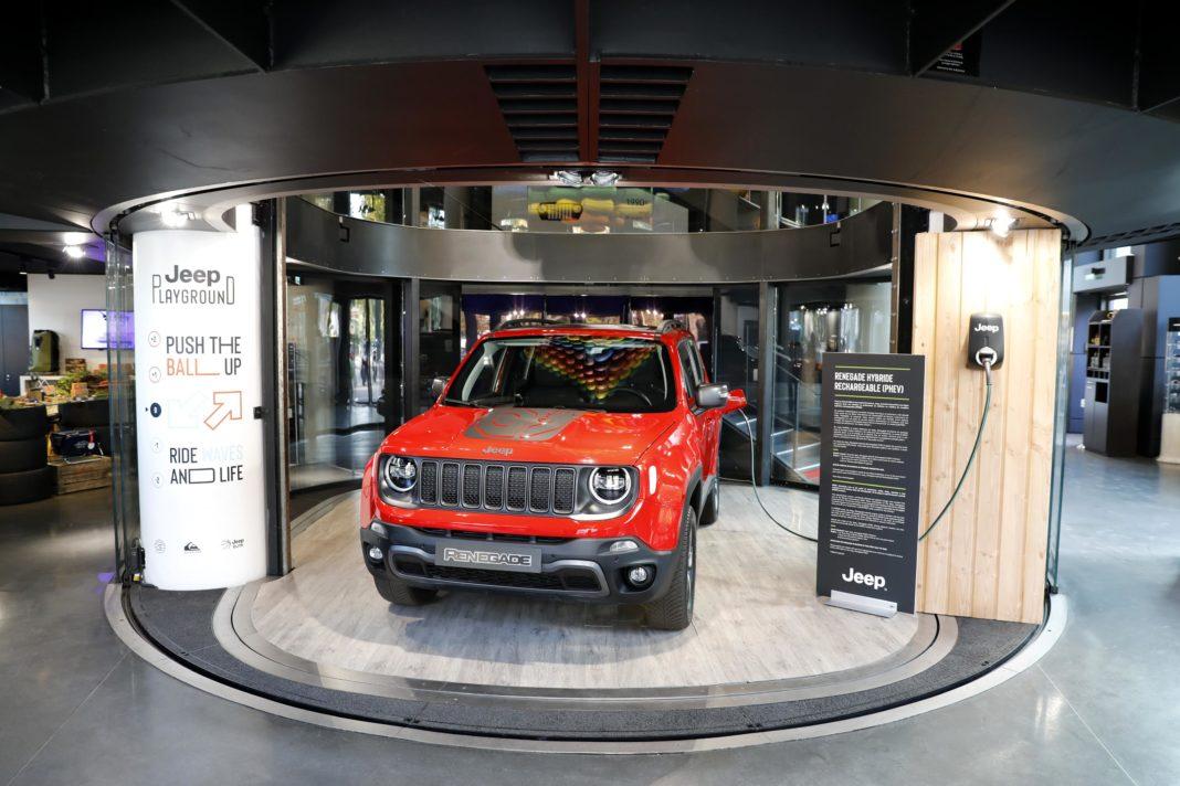 Jeep Renegade Hibrido Enchufable+1