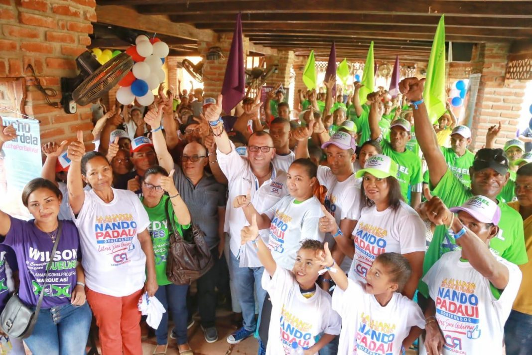 campaña de Nando Padauí+1
