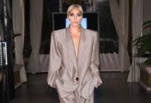 lady gaga moda oversize