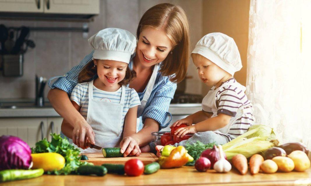 nutricion niños