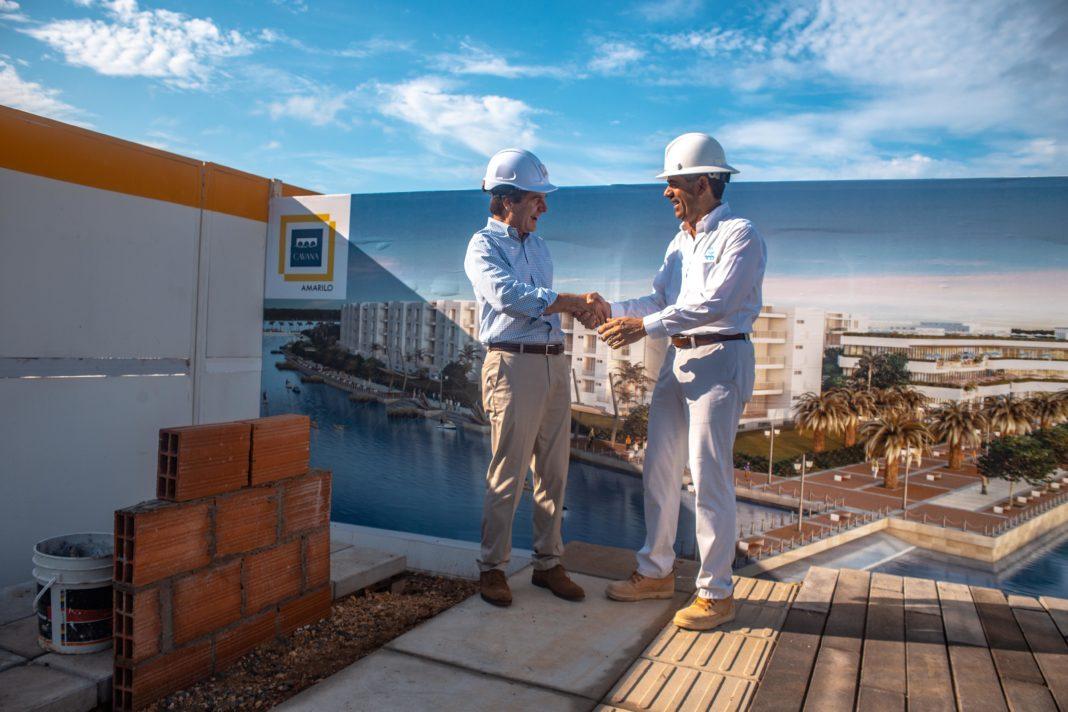 Se inició la construcción del proyecto Cavana en Serena del Mar