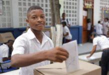 Voto estudiantil