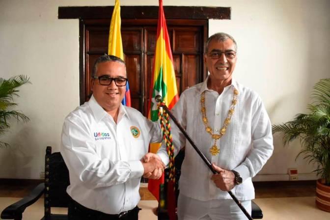 William Dau y Pedrito Pereira+1