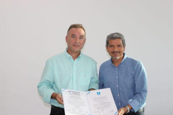 certificación aguas de cartagena+1