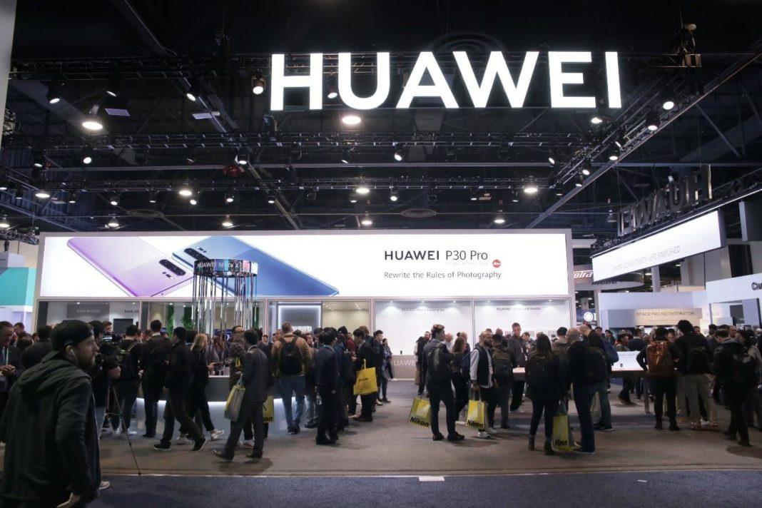 CES 2020 Huawei