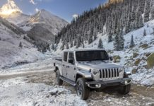 JEEP GLADIATOR NORTH EDITION