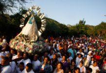 Virgen de la Candelaria 2020