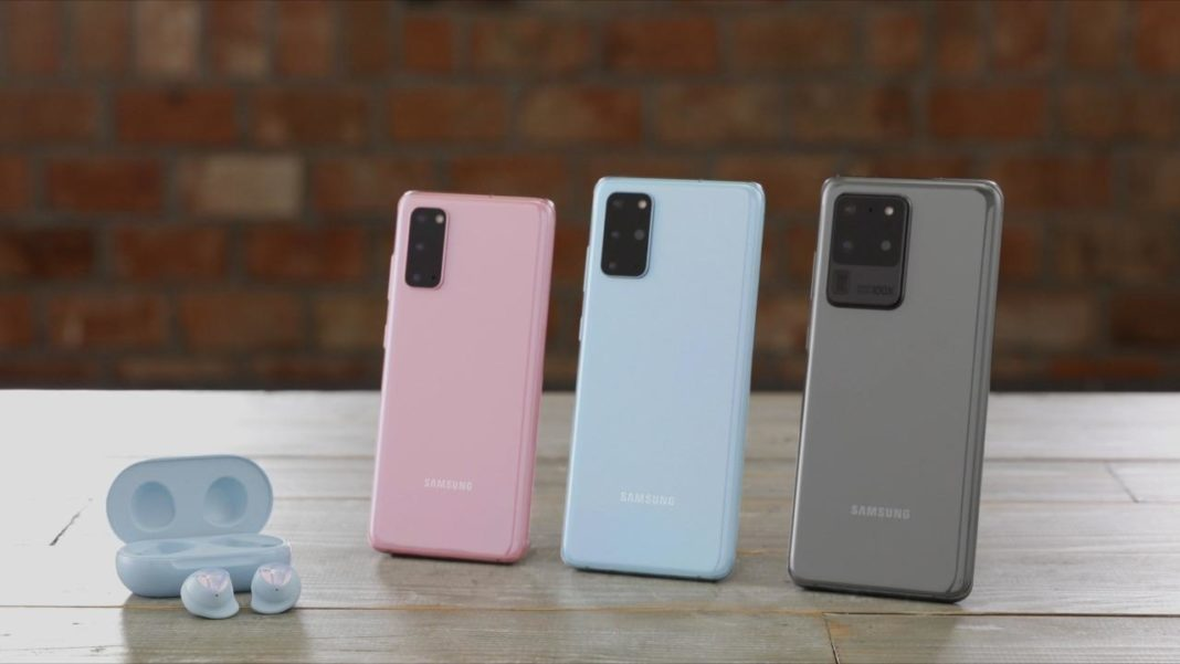 Familia Samsung Galaxy S20