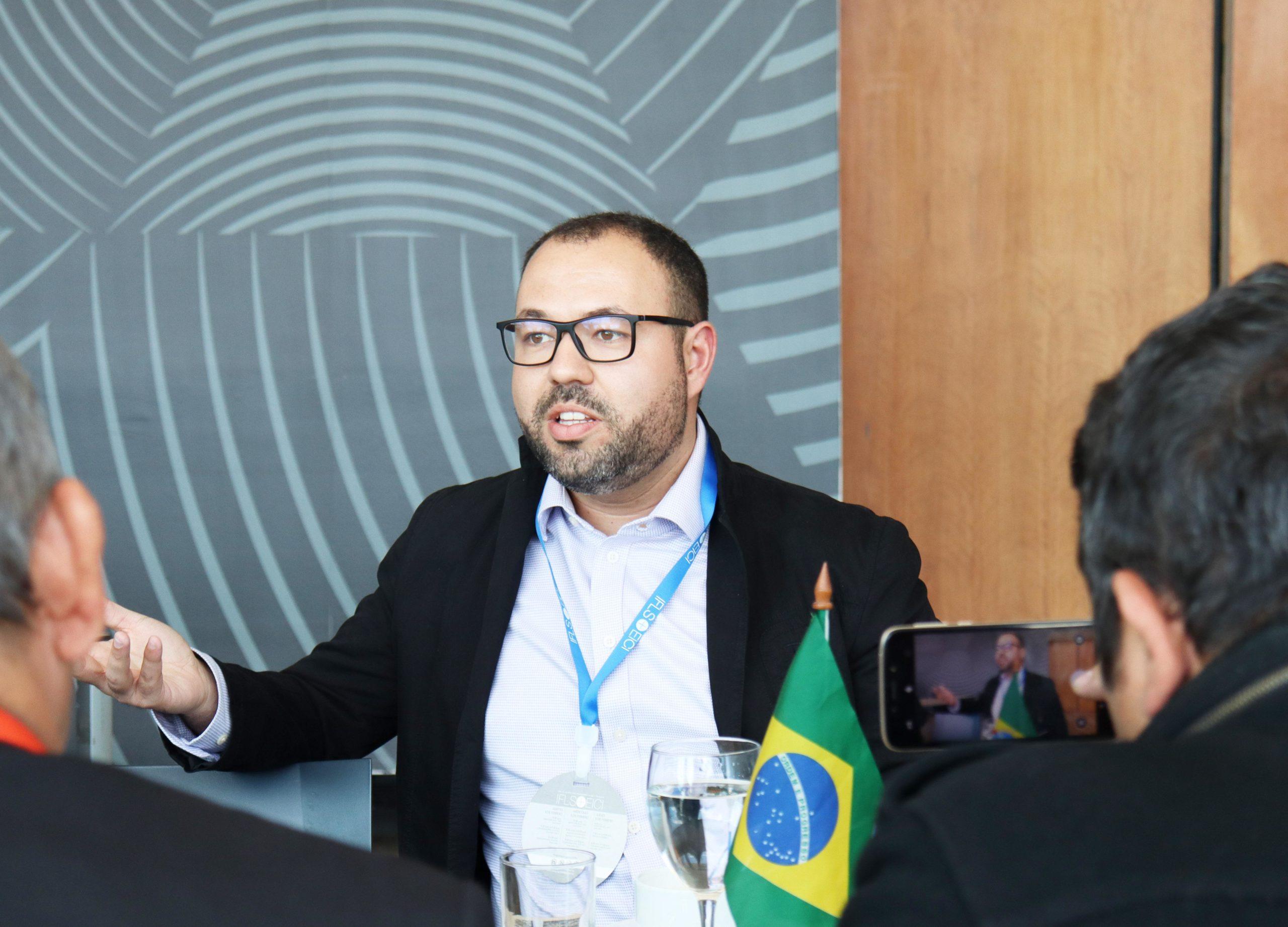 LUIZ CRUZ- Coordinador de Mercado Internacional e Inteligencia de Mercado de Assintecal