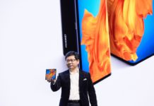Richard Yu, CEO de Huawei Consumer Business Group