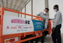 Movimiento RE - Donaciones recicladores